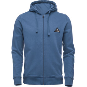 Black Diamond Logo Hoody Men Midnight